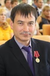 Почетный президент Андреев Иван Апполонович